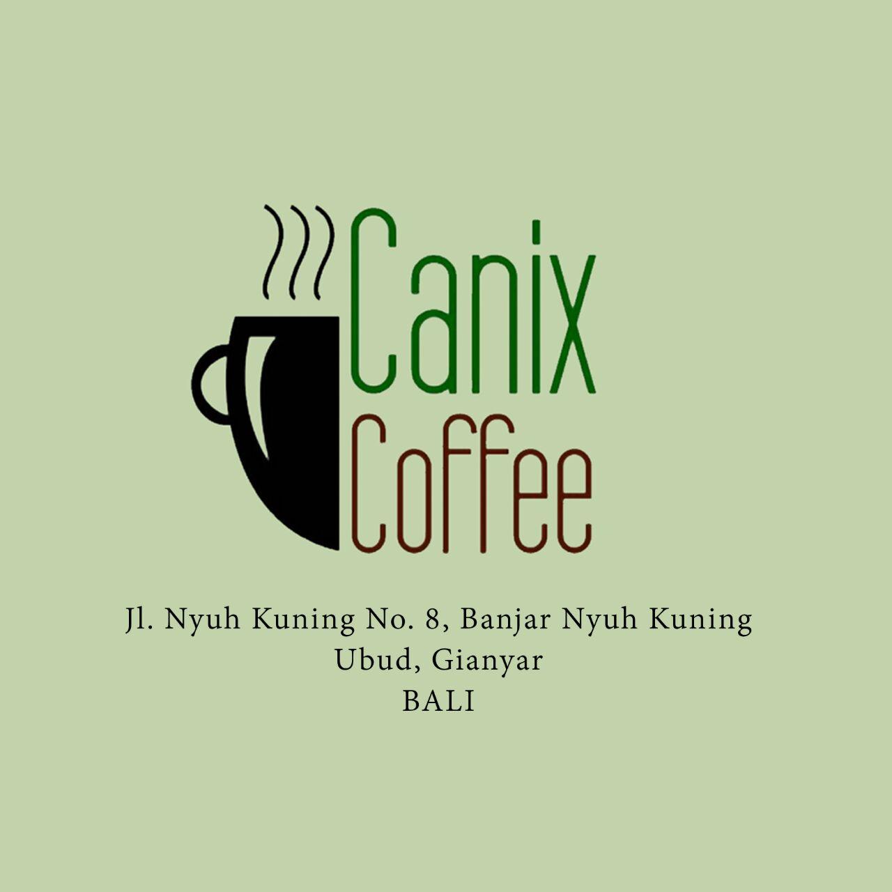 Canix Coffee Bali